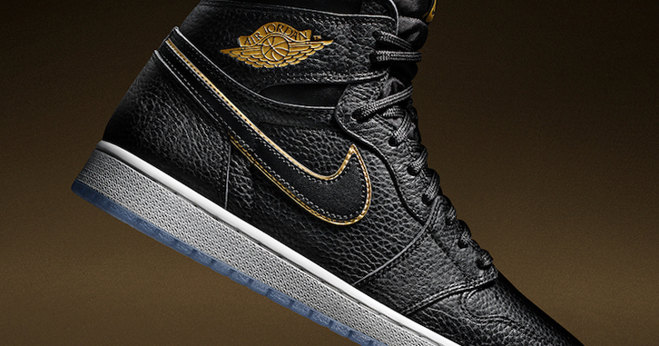 "The Air Jordan 1 ""L.A."" releases today"