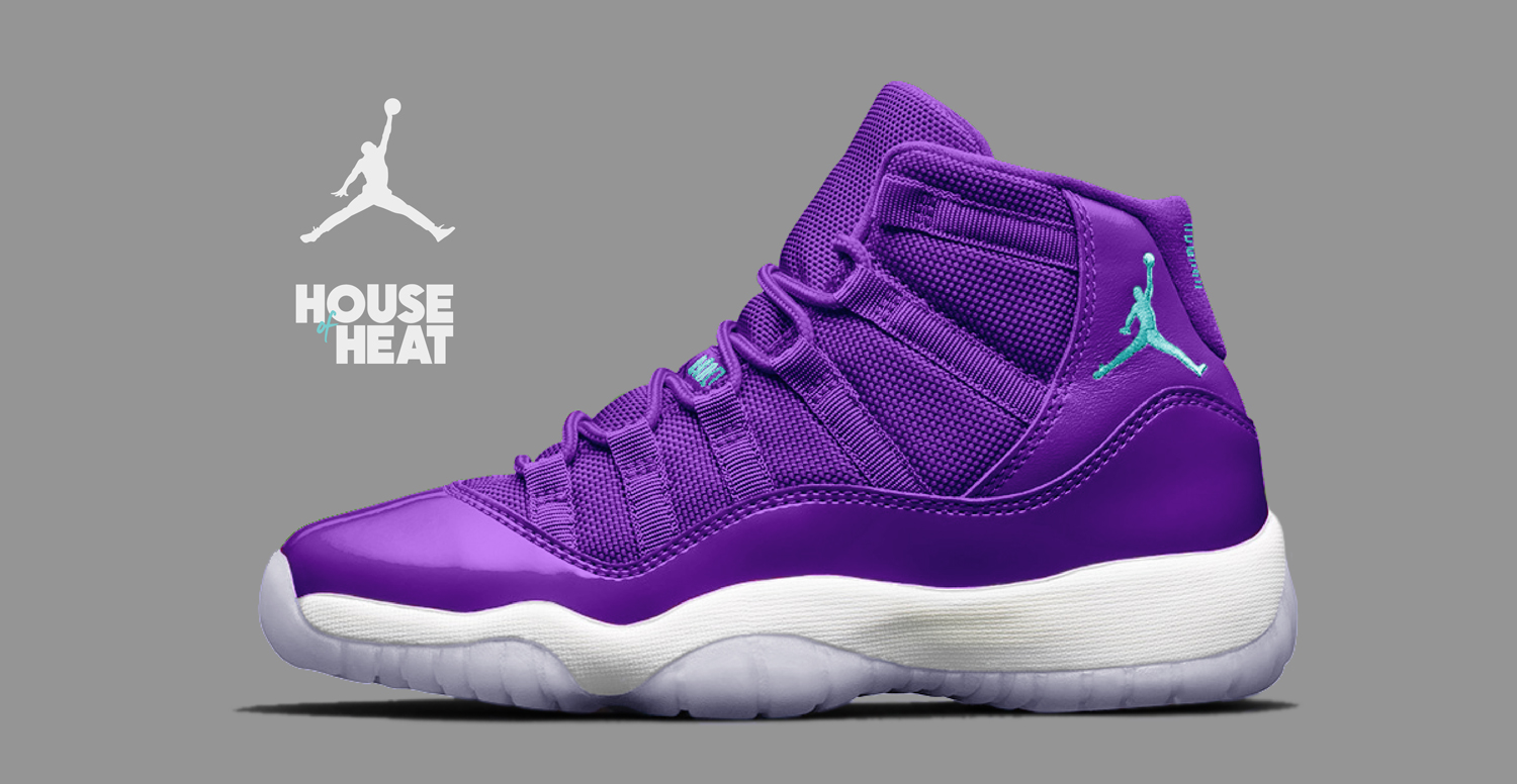 "The Concept Lab : Air Jordan 11 ""Hornets"""