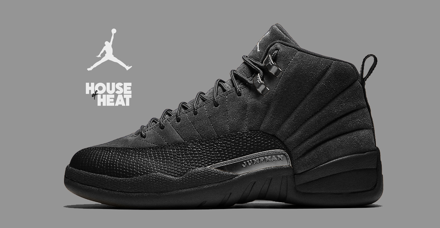 "The Concept Lab : Air Jordan 12 ""Barons"""
