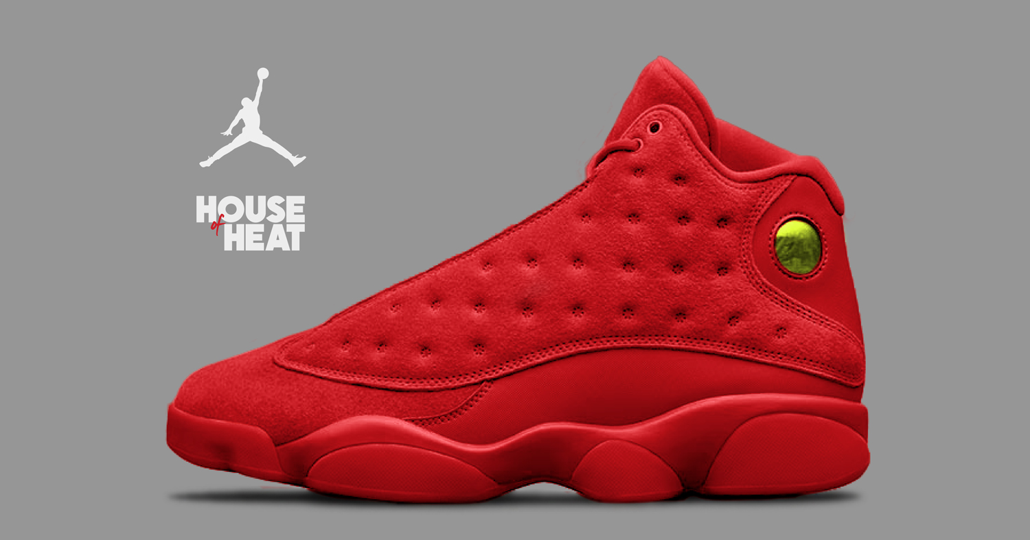 "The Concept Lab : Air Jordan 13 ""Diablo"""