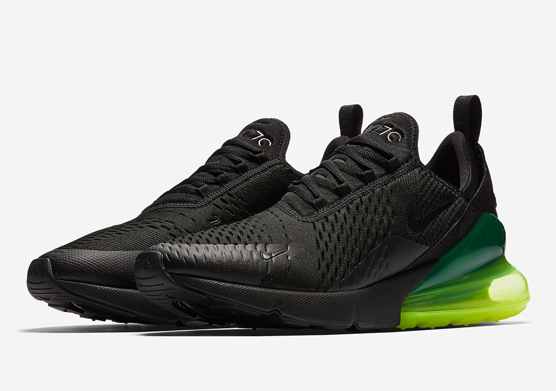 Neon Green is next in line for the Air Max 270