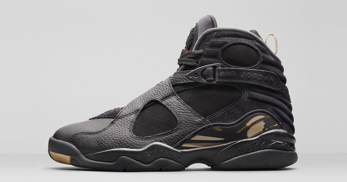 Official images of the Black OVO Air Jordan 8