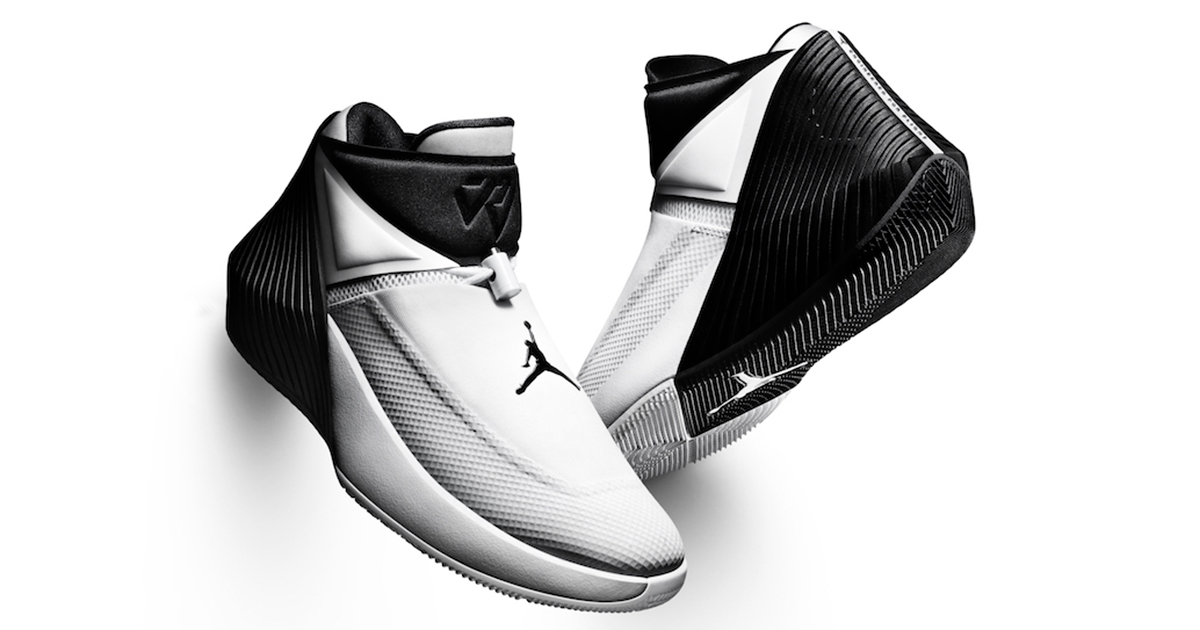 Jordan officially unveil Russell Westbrook's first signature sneaker
