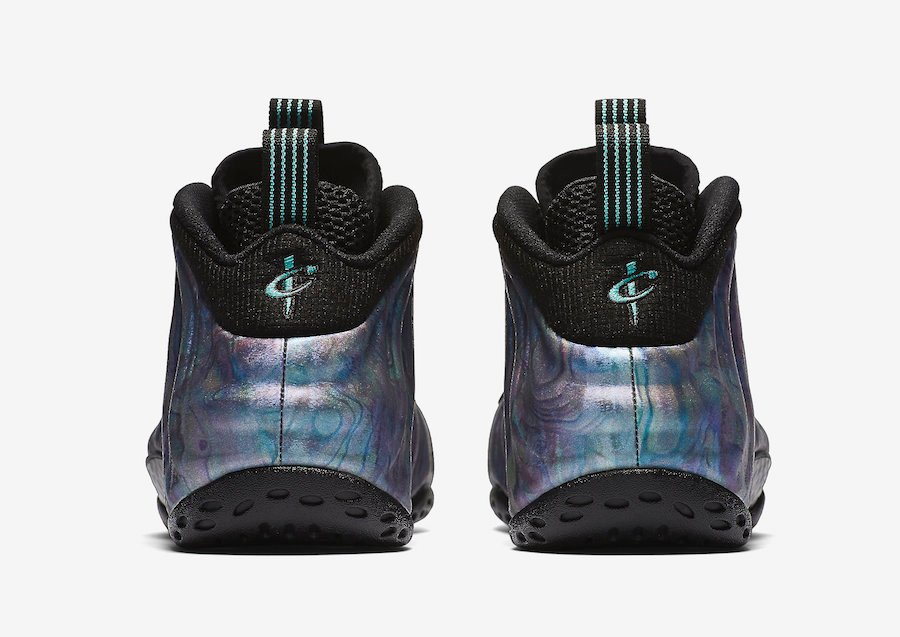 Nike Air Foamposite One Abalone Black T Get ...ill Currency