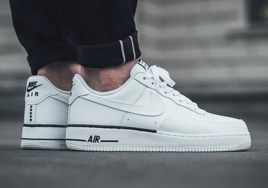 These premium Air Force 1's are perfect for Spring