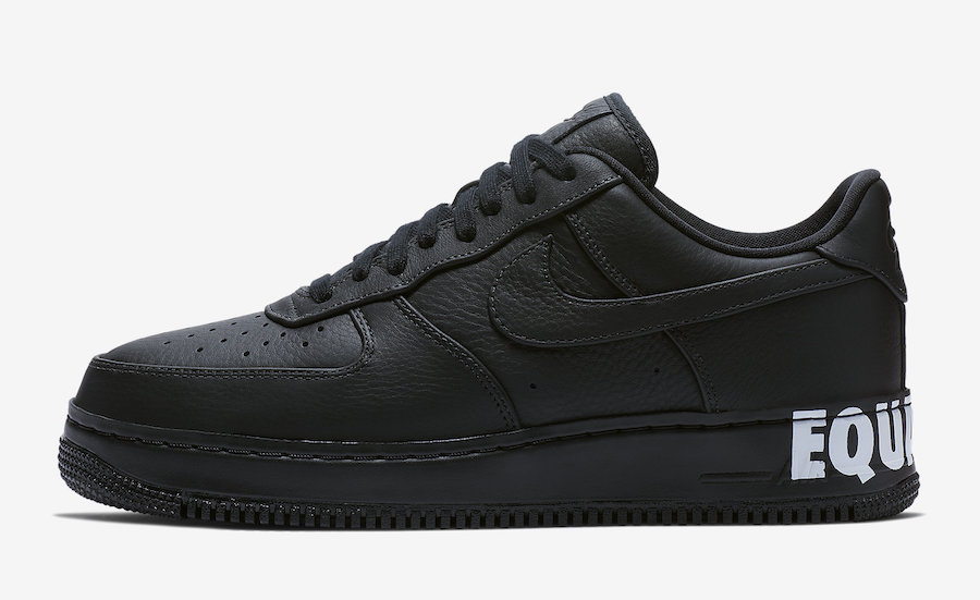 The Air Force 1 Low joins the #Equality movement