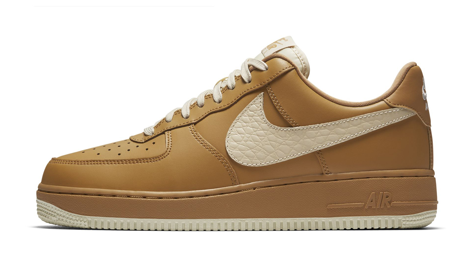 """FIRST LOOK : Nike Air Force 1 Low """"Tan"""""""