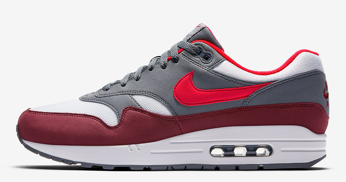 """The """"Team Red"""" Air Max 1 is available now"""