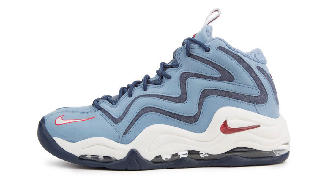 The Air Pippen 1 is back again