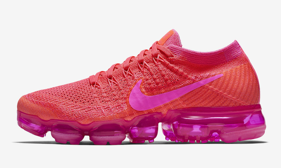 """The """"Hyper Punch"""" VaporMax releases this month"""