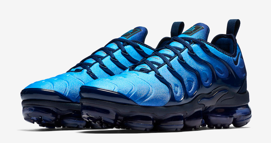 9a4554cc3d The Air Vapormax Plus launches in some pretty obscene colorways ...
