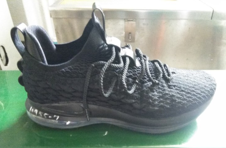 FIRST LOOK : Nike LeBron 15 Low