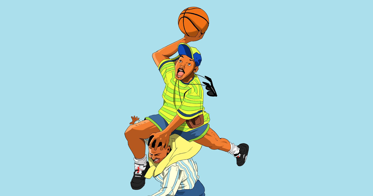 02905287d7c The Best Jordan Moments from Fresh Prince of Bel-Air - HOUSE OF HEAT ...