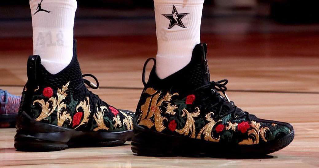 The Top 10 Sneakers from All-Star Sunday