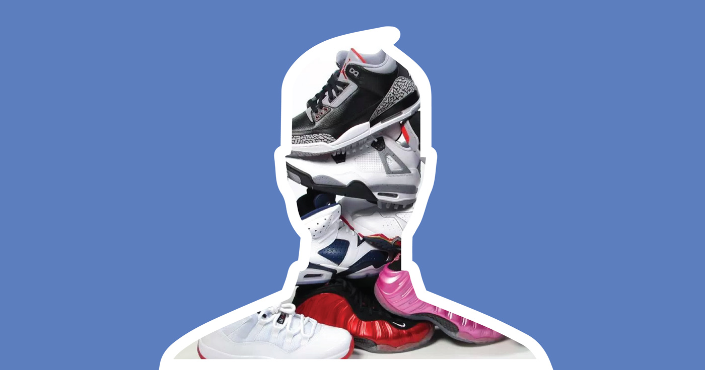 7 personalities you'll find in every Facebook sneaker group