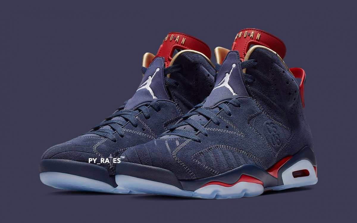 The Air Jordan 6 Doernbecher Returns Tomorrow! - HOUSE OF HEAT ... 7fd0697e0