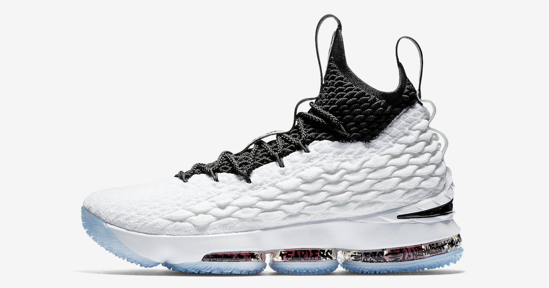 """LeBron's """"Graffiti"""" colorway gets rebooted"""