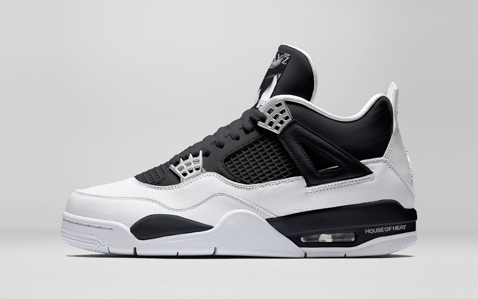"Concept Lab // Jay-Z x Air Jordan 4 ""Reasonable Doubt"""