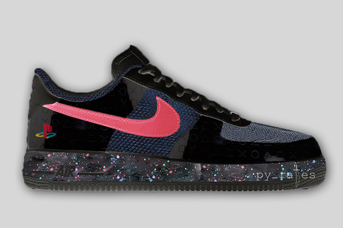 There's another Nike x PlayStation release on the way