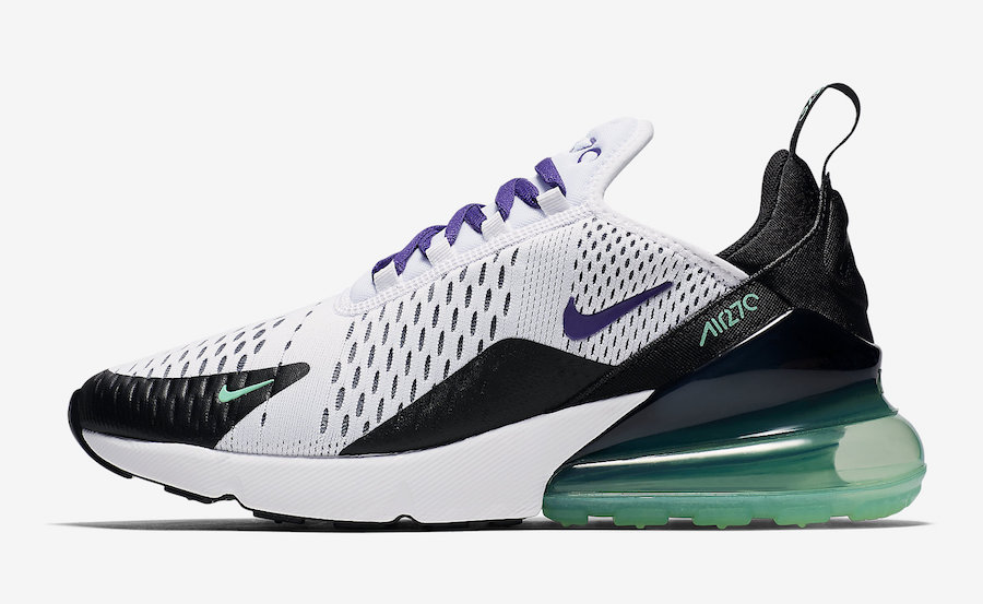 Another Air Max 270 inspired by a past icon