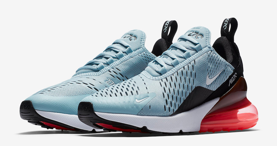 Suit up in the next Air MAx 270