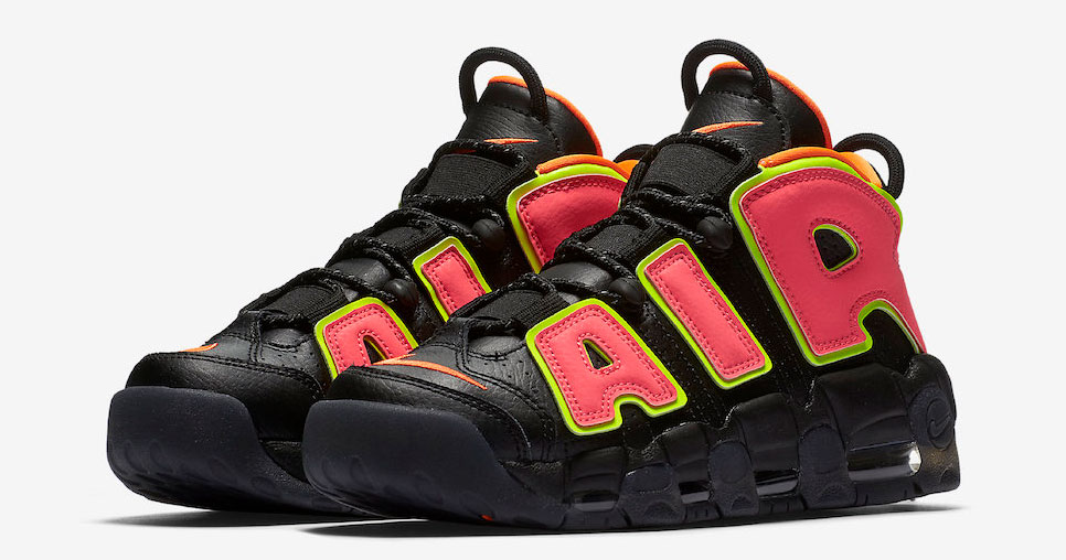 The next More Uptempo packs a serious punch