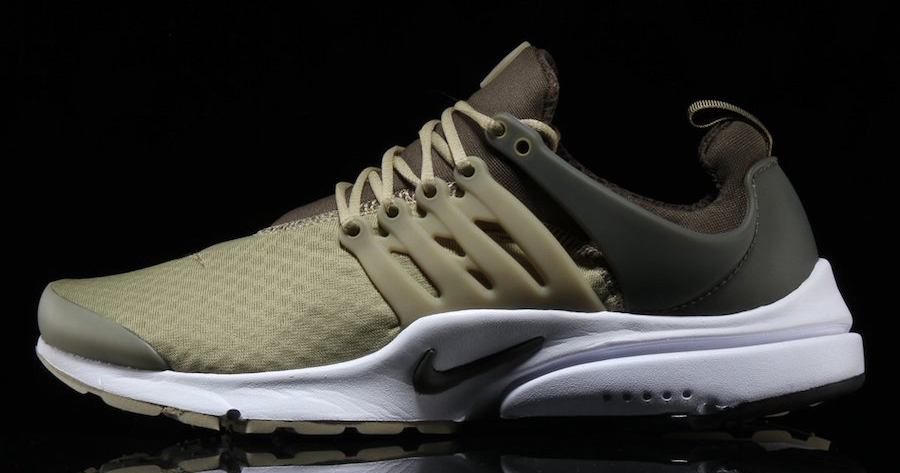 "The ""Neutral Olive"" Nike Air Presto is available now"