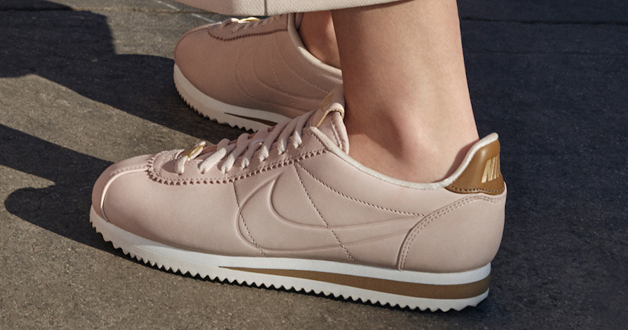 Maria Sharapova collaborates on this luxe Cortez