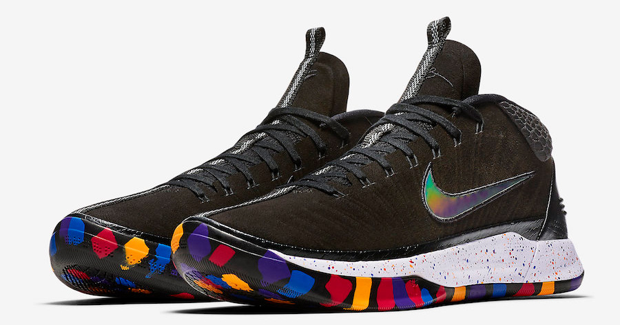 Kobe goes Mad this March