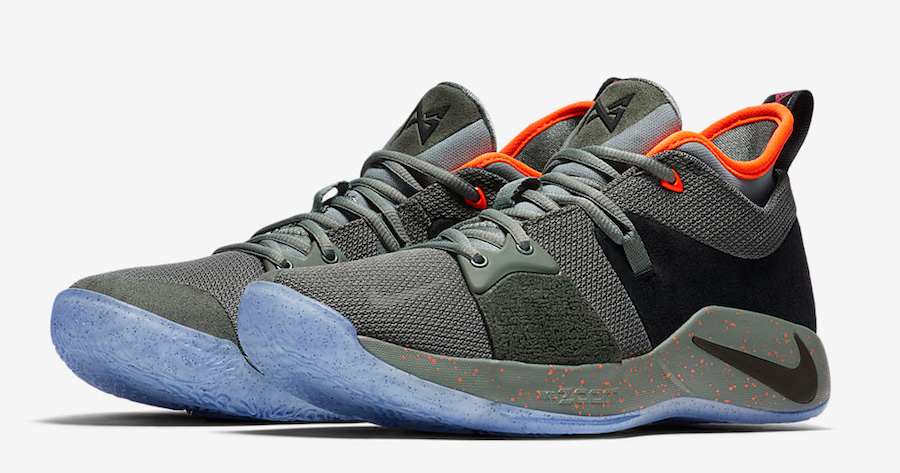 A last-minute All-Star sneaker for PG