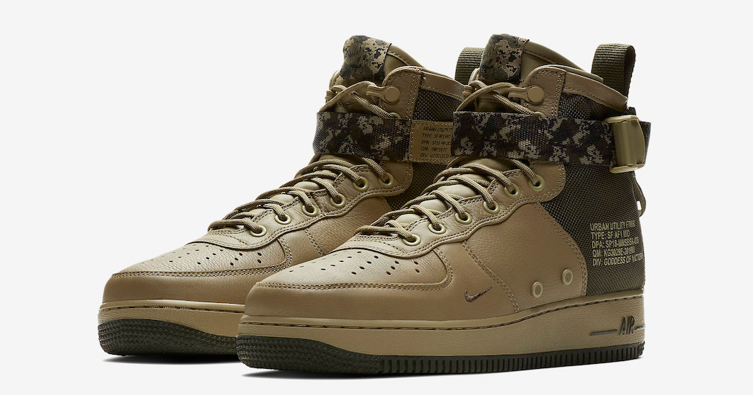 The next SF-AF1 Mid comes with a few minor upgrades