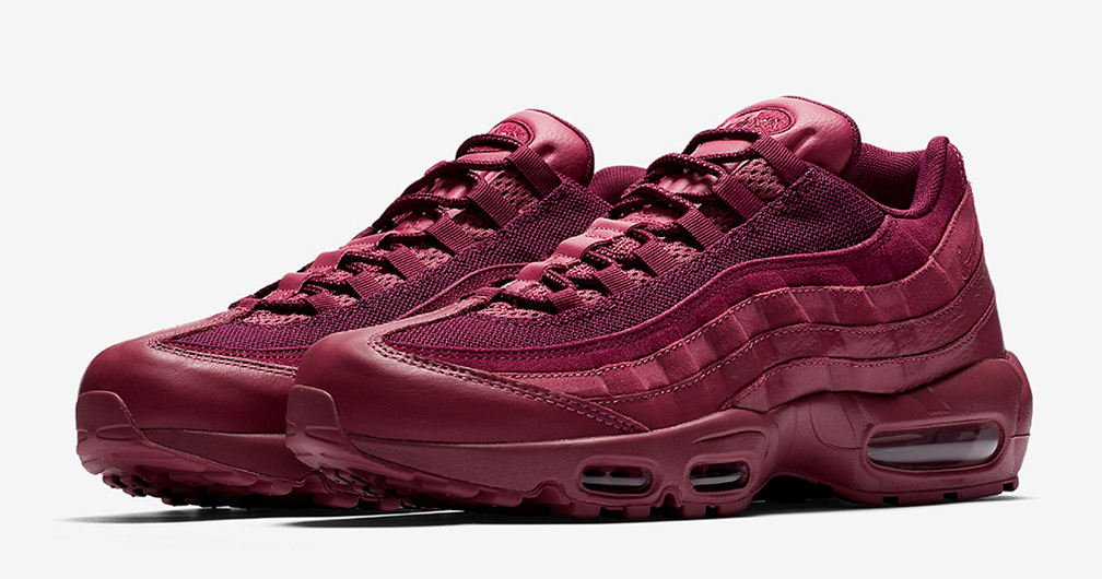 Uncork these new Air Max 95s
