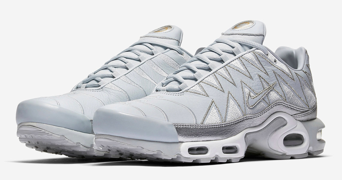 Make way for a more subdued version of the jagged Air Max Plus