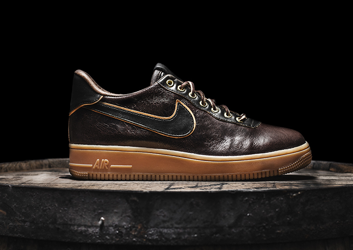 The Shoe Surgeon teams up with Jack Daniels on the Air Force 1