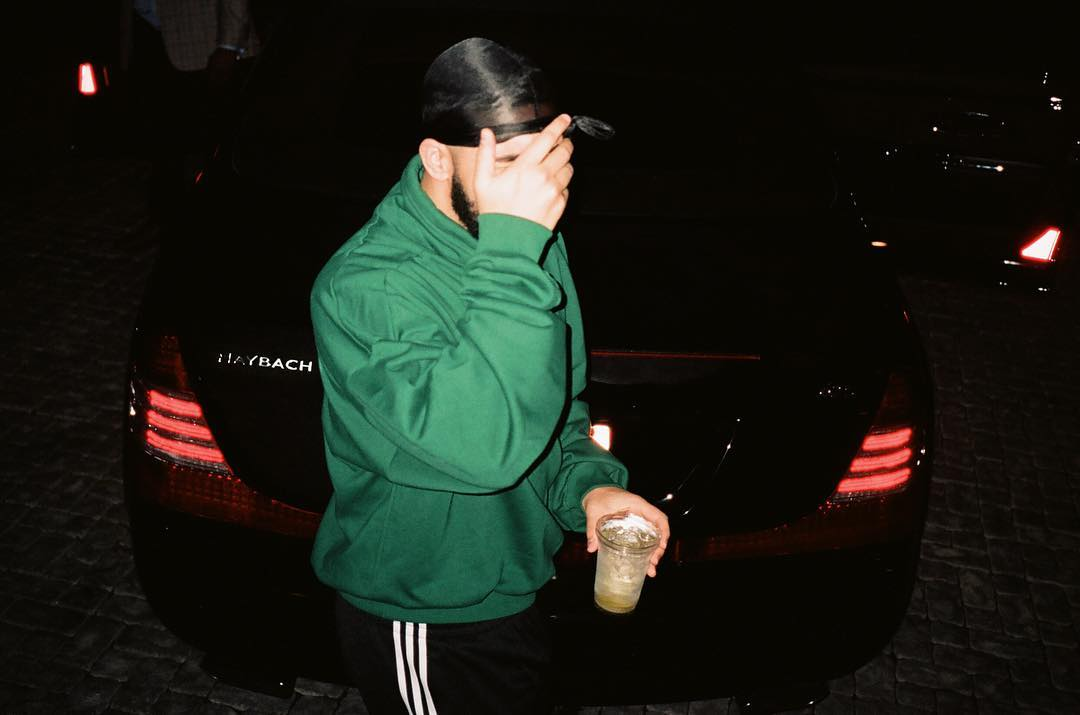 Drake just confirmed his Adidas alliance