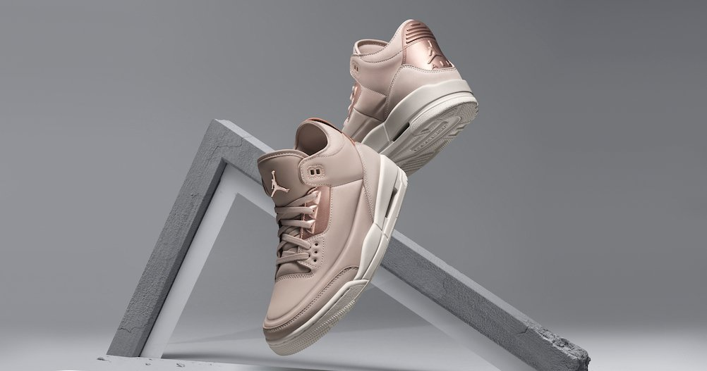Jordan Brand preview their 2018 Women's Summer range