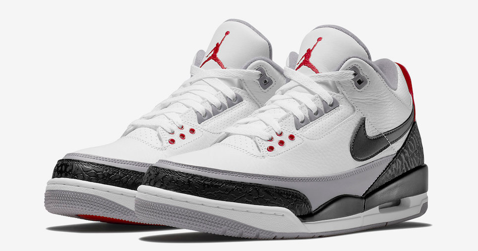 "Official images // ""Tinker Hatfield"" Air Jordan 3"