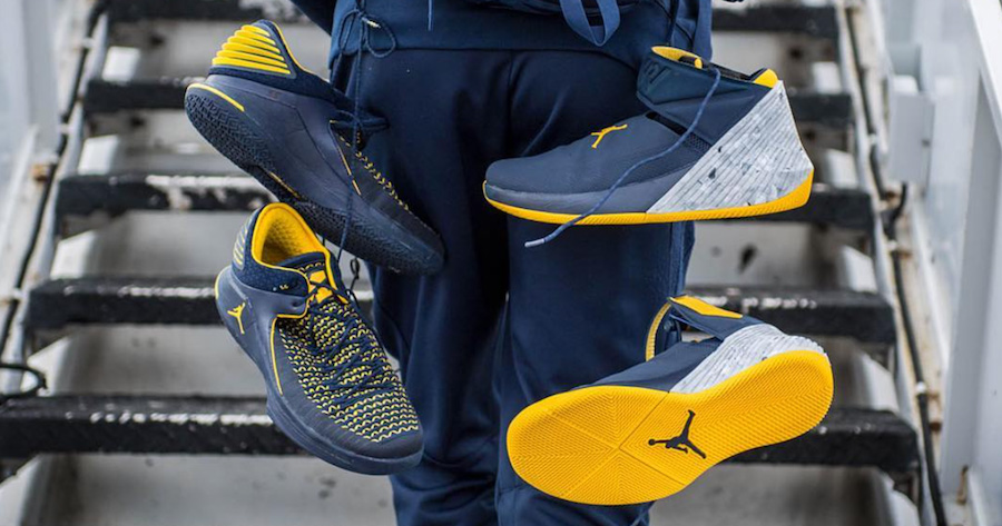 You can get your hands on these Michigan Westbrooks
