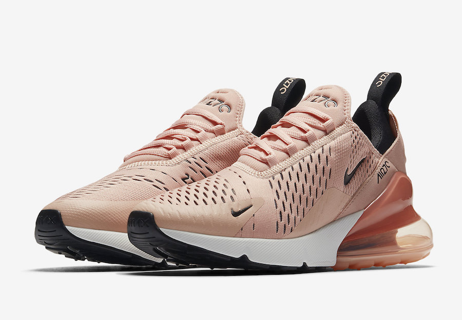 "Official images // Air Max 270 ""Coral Stardust"""