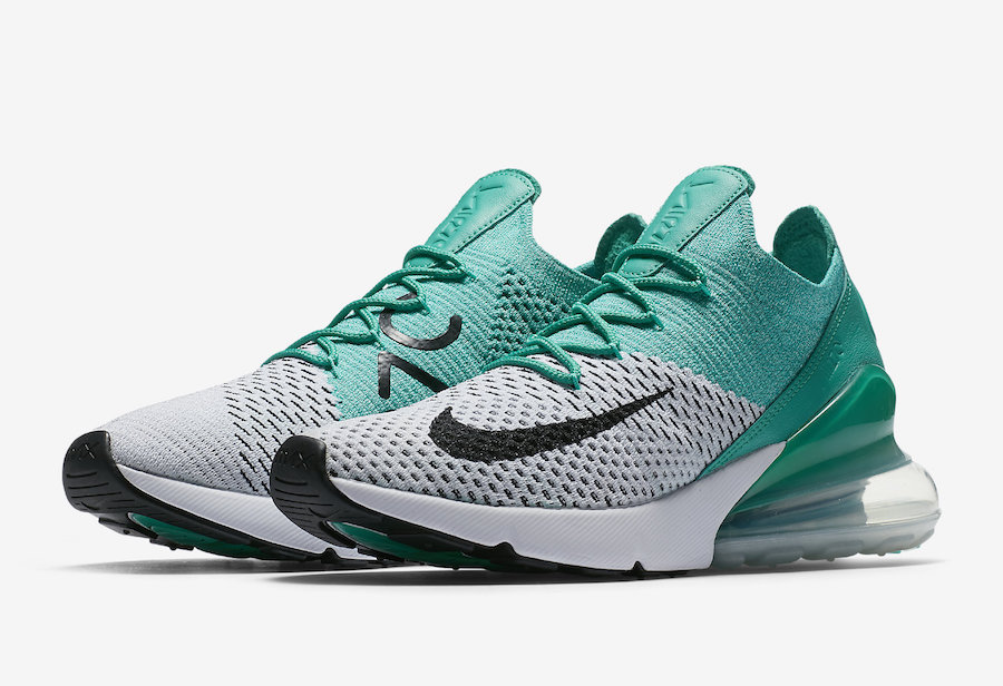 a82e9c9b10862 The Air Max 270 gets into the Knitty-gritty - HOUSE OF HEAT ...