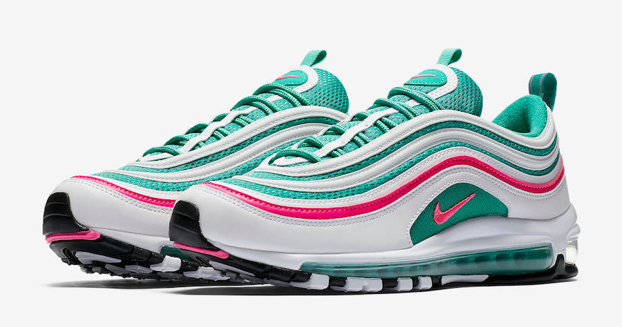 The Air Max 97 is taking its talents to South Beach