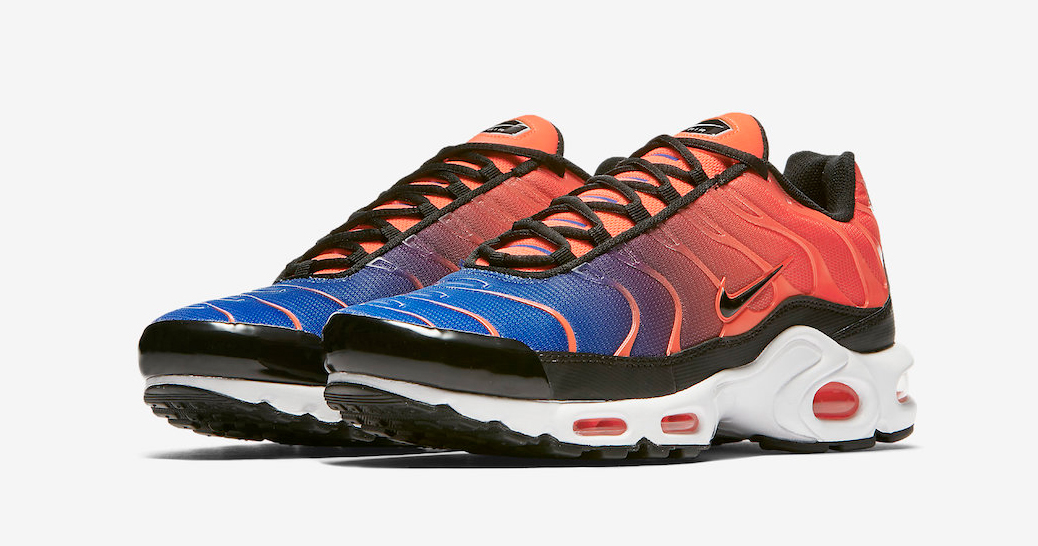 New fade on the Air Max Plus