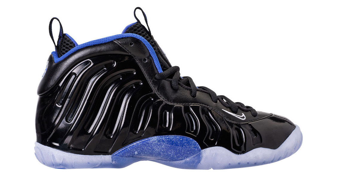 Space Jam hits the Foamposite
