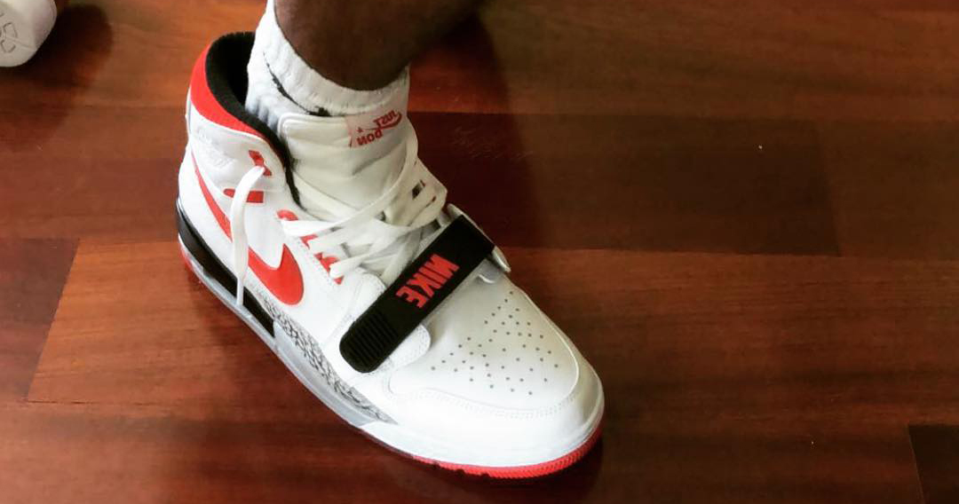 Don C's latest Jordan is unveiled
