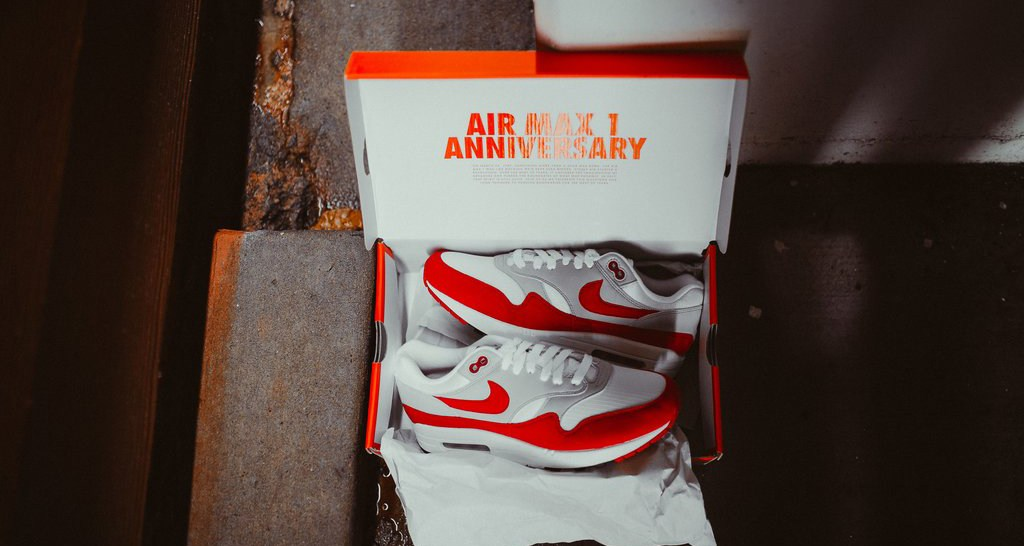 air max 1 red anniversary restock