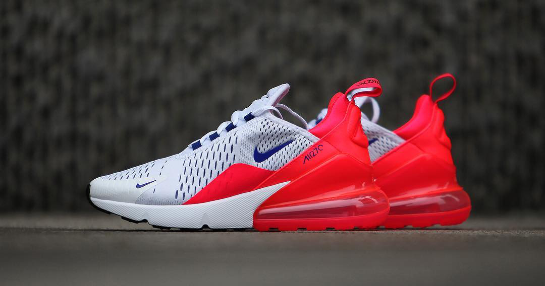 purchase cheap 21e5b 9adfb Another classic colorway inspires the Air Max 270