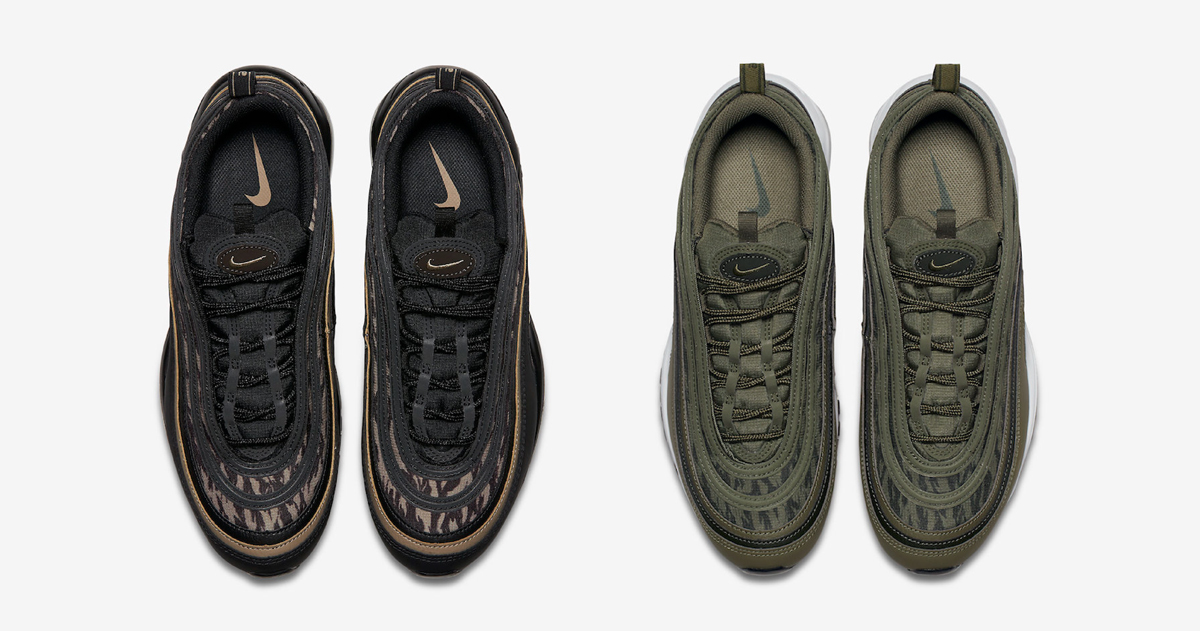 The Air Max 97 has earned it's stripes HOUSE OF HEAT