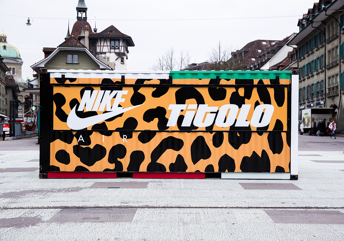Titolo went wild with the Air Max Animal Pack release