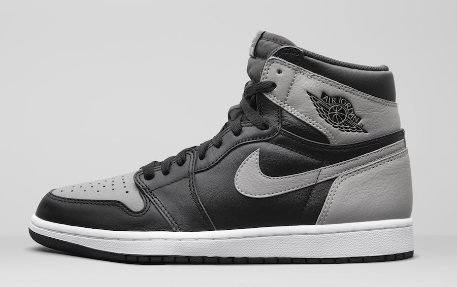 "Official images // Air Jordan 1 ""Shadow"""
