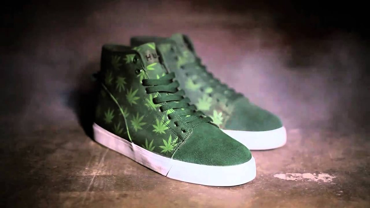 low priced f8ab7 26d23 Happy 4/20: Nine of the Best Weed-Inspired Sneakers - HOUSE ...